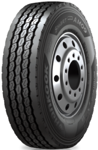 295/80R22.5 Hankook AM09 152/148K M+S (D,B,1,67db)