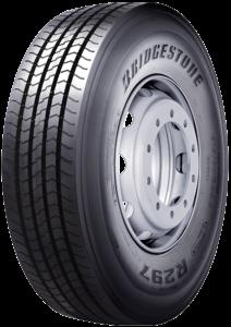 315/70R22.5 Bridgestone R297 152/148M FRONT (D,B,3,74dB)