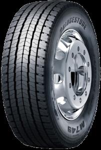 315/70R22.5 Bridgestone M749 ECO 152/148M DRIVE (D,B,3,75dB)