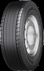 315/70R22.5 Continental HD3 ECOPLUS 154/150L M+S 3PMSF DRIVE (B,B,1,72dB)