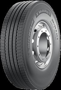 315/80R22.5 Michelin X MULTIWAY 3D XZE 156K/150L FRONT (E,B,1,72dB)