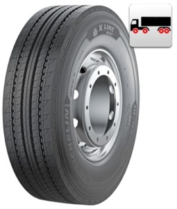 315/80R22.5 Michelin X LINE ENERGY Z 156/150L (B,B,1,69dB)