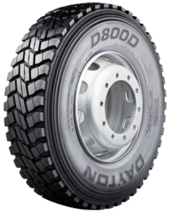 315/80R22.5 Dayton D800D 156/150K DRIVE ON/OFF (D,C,2,74dB)