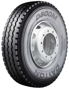 315/80R22.5 Dayton D800M 156K/150K FRONT ON/OFF (C,B,1,69dB)