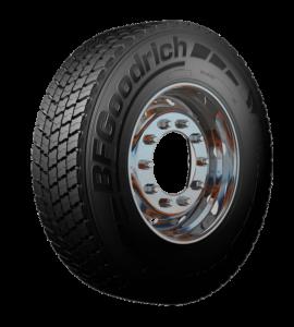 315/80R22.5 BFGoodrich ROUTE CONTROL D 156/150L M+S 3PMSF (D,C,1,70dB)