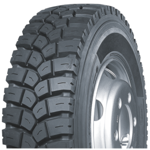 315/80R22.5 Goldencrown MD777 154/151L DRIVE ON/OFF M+S (D,B,2,74dB)