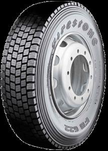 315/80R22.5 Firestone FD622+ 156L/154M (D,C,1,72dB)