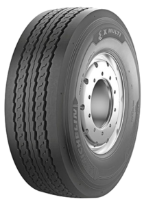 385/55R22.5 Michelin X MULTI T 160K M+S TRAILER (B,B,1,69dB)