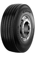 385/55R22.5 Michelin X MULTI F 160K FRONT (B,B,2,72dB)