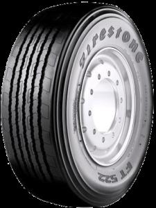 385/55R22.5 Firestone FT522+ 160K/158L 3PMSF (C,B,1,70dB)
