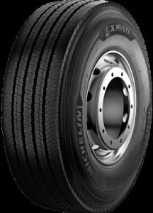 385/65R22.5 Michelin X MULTI F 158L FRONT (C,B,1,69dB)