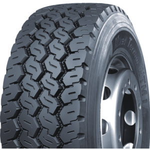 385/65R22.5 Westlake WTM1 160K ON/OFF TRAILER/FRONT (MIXED TERRAIN) M+S (C,C,2,71dB)