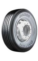 385/65R22.5 Dayton D500S 160K 3PMSF FRONT (C,B,2,72dB)