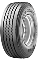 385/65R22.5 Bridgestone R179 160K/158L TRAILER