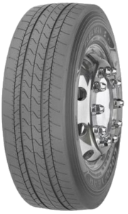 315/60R22.5 Goodyear FUELMAX S HL 154/148L HL M+S FRONT (B,B,1,70dB)