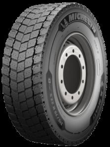 315/60R22.5 Michelin X MULTI D 152/148L (D,C,2,74dB)
