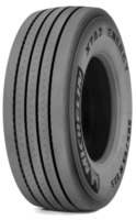 445/45R19.5 Michelin XTA2+ 160J TRAILER (C,B,1,70dB)