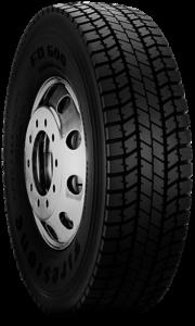 285/70R19.5 Firestone FD600 145/143M DRIVE (F,C,2,73dB)