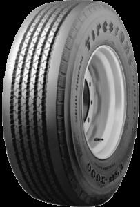 285/70R19.5 Firestone TSP3000 150/148J TRAILER (D,C,1,70dB)