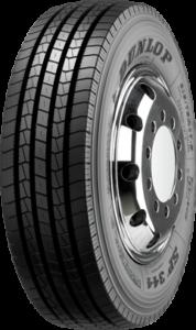 285/70R19.5 Dunlop SP344 146L/140M M+S FRONT (C,C,2,72dB)