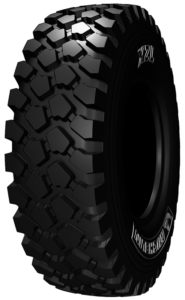 255/100R16 Michelin XZL 126K MS