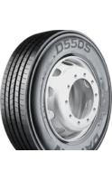 265/70R19.5 Dayton D550 STEER 140M/138M 3PMSF (D,B,1,69dB)