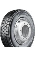 265/70R19.5 Dayton D650D 140M/138M 3PMSF (D,C,2,72dB)