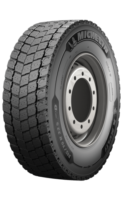 215/75R17.5 Michelin X MULTI D 126/124M DRIVE (D,C,1,69dB)