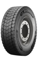 225/75R17.5 X MULTI D 129/127M M+S 3PMSF Michelin (D,C,1,69dB)