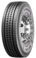 265/70R17.5 SP346 139/136M 3PSF FRONT Dunlop (C,B,2,73dB)