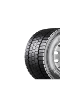 295/60R22.5 DURAVIS R-DRIVE 002 150L/147L 3PMSF Bridgestone (C,B,2,76dB)