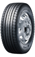 295/60R22.5 Bridgestone M749 ECO 150L/147L 3PMSF M+S (E,C,2,74dB)