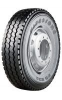 315/80R22.5 FIRESTONE FS833 ON/OFF 156/150K