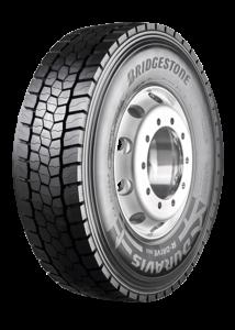 315/70R22.5 Bridgestone DURAVIS R-DRIVE 002 154L/152M DRIVE (C,B,2,76dB)