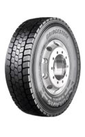 295/80R22.5 DURAVIS RS2 154M/149M 3PMSF Bridgestone (B,B,1,70dB)