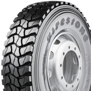 315/80R22.5 Bridgestone DURAVIS R-DRIVE 002 156L/154M 3PMSF (C,B,2,75dB)